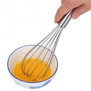 Wire Whisk- Perfect For Beating, Blending And Mixing