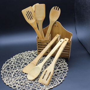 Wooden Kitchen Utensils Are Healthy Way To Cooking
