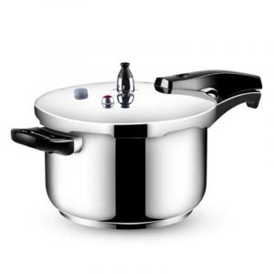 Stainless Steel Pressure Cooker: For Hygiene Cooking