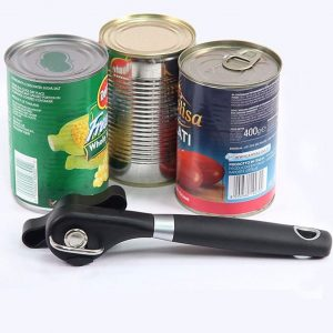 Can Opener Professional Kitchen Safety Tool