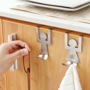 Towel Hooks: A Multipurpose Gadget