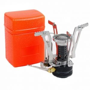 Camping Gas Stove For Outdoor Adventure Cooking