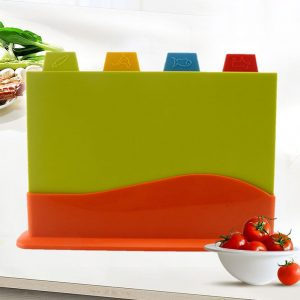 Chopping Board Set: Make Vegetable Cutting Easier