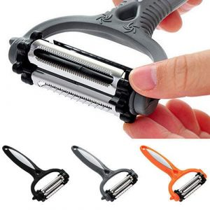 360 Degree Rotary Multi-Purpose Vegetable Peeler