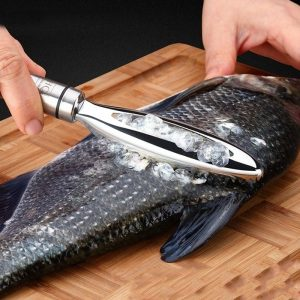 Fish Scale Remover Tool For Everyday Use