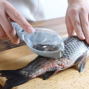 Fish Peeler For Peeling Fish Scales Efficiently