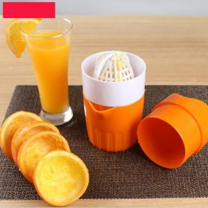 Healthy Glass Of Juice With This Conventional Orange Press