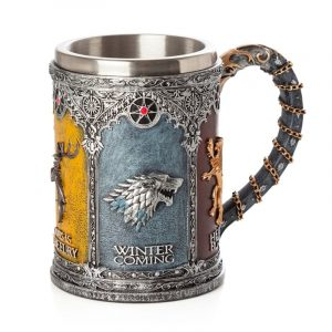 Game of Thrones Mug: The Unique Design