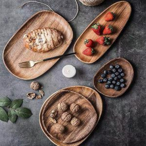 Wooden Serving Platter: The Eco-Friendly Serve Ware