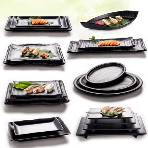 Melamine Plates: Ideal Serving Dishes