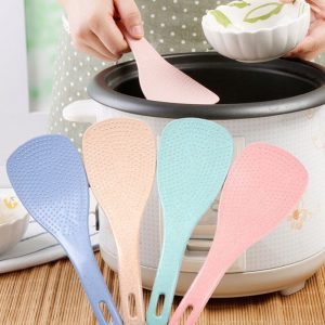 Rice Paddle: The Perfect Non-Slip Rice Serving Spoon