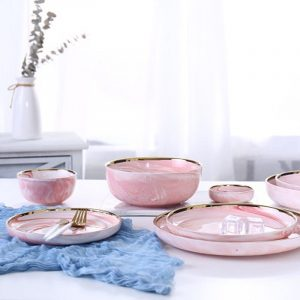 Ceramic Dinner Set For Everyday Use