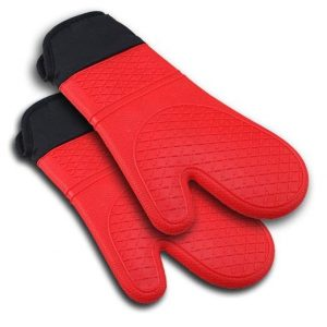 Heat Resistant Gloves For Safety And Safe Cooking
