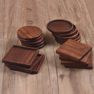 Coffee Coasters For Decorating Dining Table