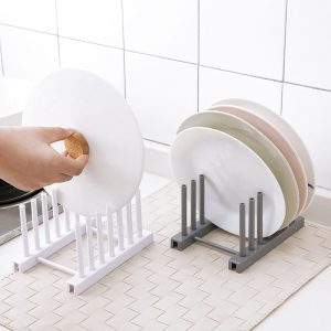 Plate Organizer To Keep Your Kitchen Neat And Tidy