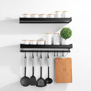 Kitchen Wall Shelves: The Space Saver In The Kitchen