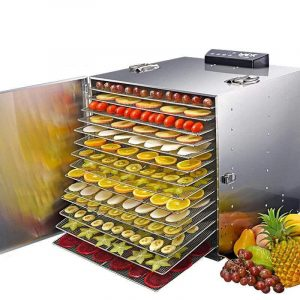 Commercial Dehydrator For Drying The fruits And Vegetables