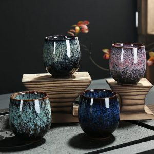 Ceramic Tea Cups: An Ideal Serving Glassware