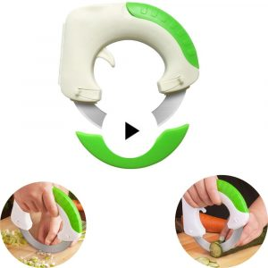 Circular Knife: Kitchen Accessory Multipurpose