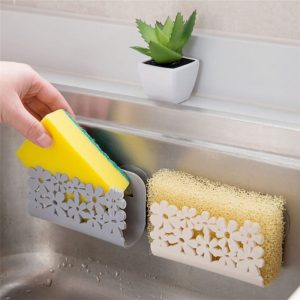 Sponge Holder For Sink: With Beautiful And Convenient Design