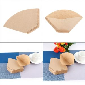 Filter Coffee Serving Paper for Coffee Machine