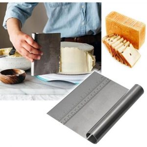 A Dough Scraper And More Such Tools Makes Cooking Easier