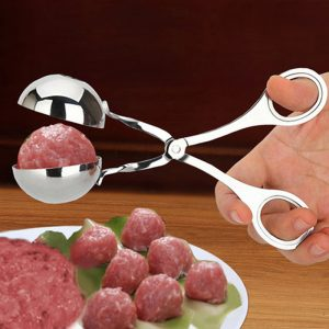 Meatball Maker Stainless Steel Kitchen Accessory