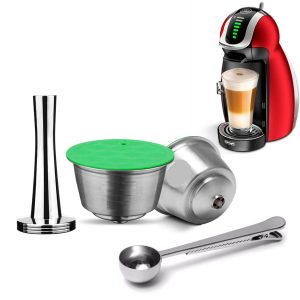 Reusable Dolce Gusto Capsule For Making Great Coffee