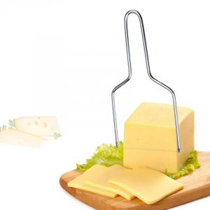 Eco-friendly Cheese Slicer Stainless Steel Kitchen Tool