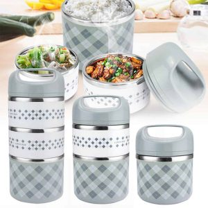Box Food Container With Thermal Function