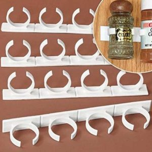 Small Spice Clips 4-Piece Kitchen Gadget