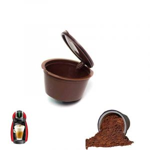 Filter Basket Capsules For Great Coffee Filtering Effect