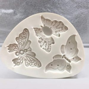 butterfly shaped fondant