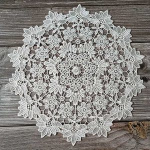 coaster drink doily