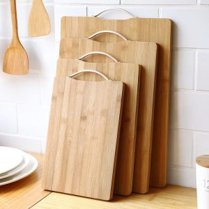 Bamboo Cutting Board For Vegetables, Fruits, Meat And More