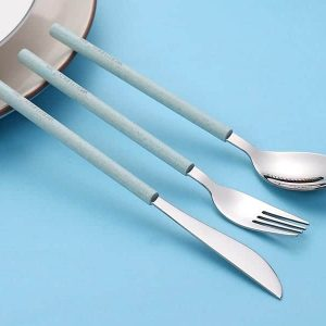 Cutlery Set 304 Stainless Steel Tableware