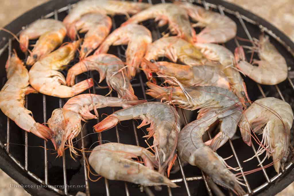 seafood cooking