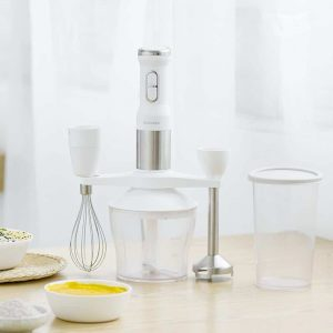Hand Blender: A Portable Juicer/Mixer For Your Kitchens