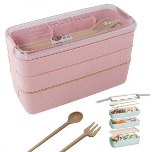 Bento Food Container Microwaveable and Multipurpose