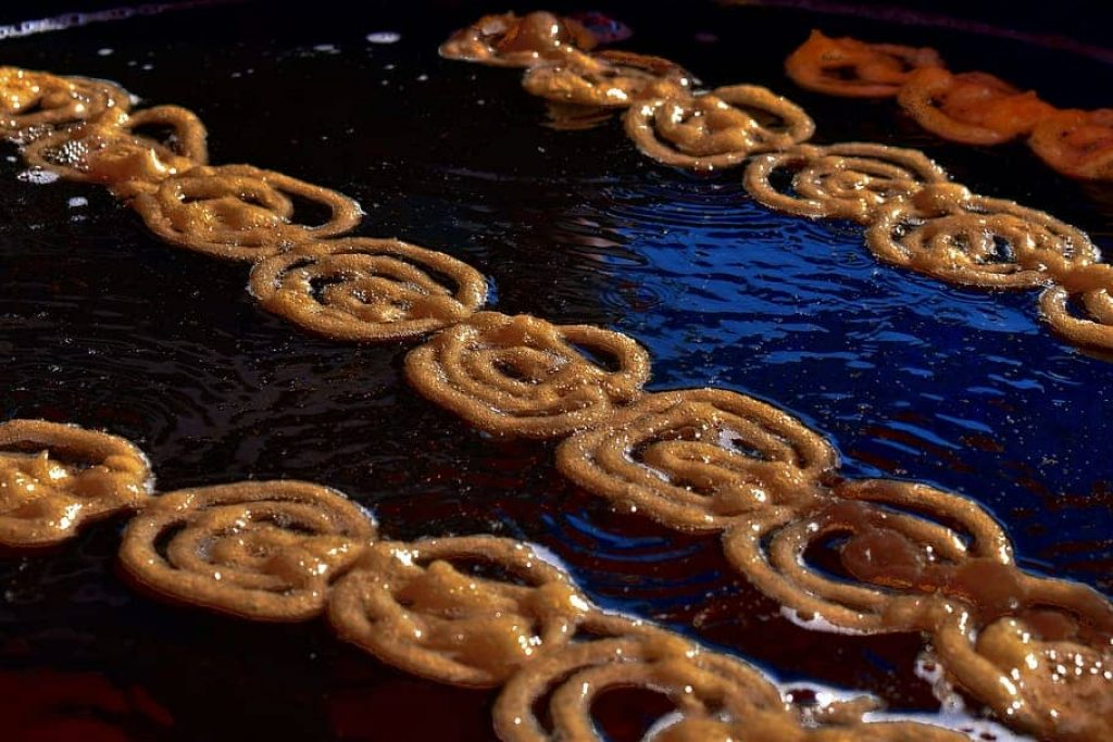 jalebi step by step