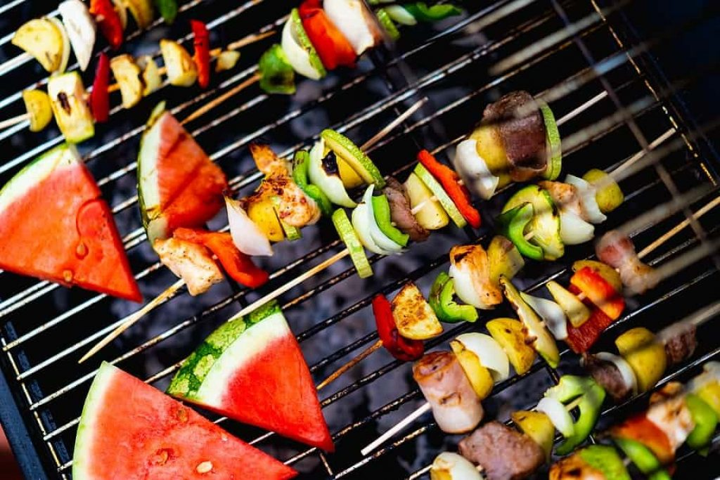 grilled fruit appetizers