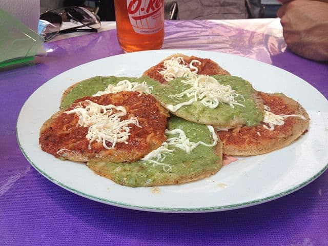 best mexican dishes