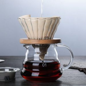 Glass Coffee Dripper: Your Pour Over Coffee Maker