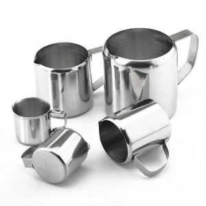 Latte Art Pitcher Stainless Steel Milk Frothing Jug