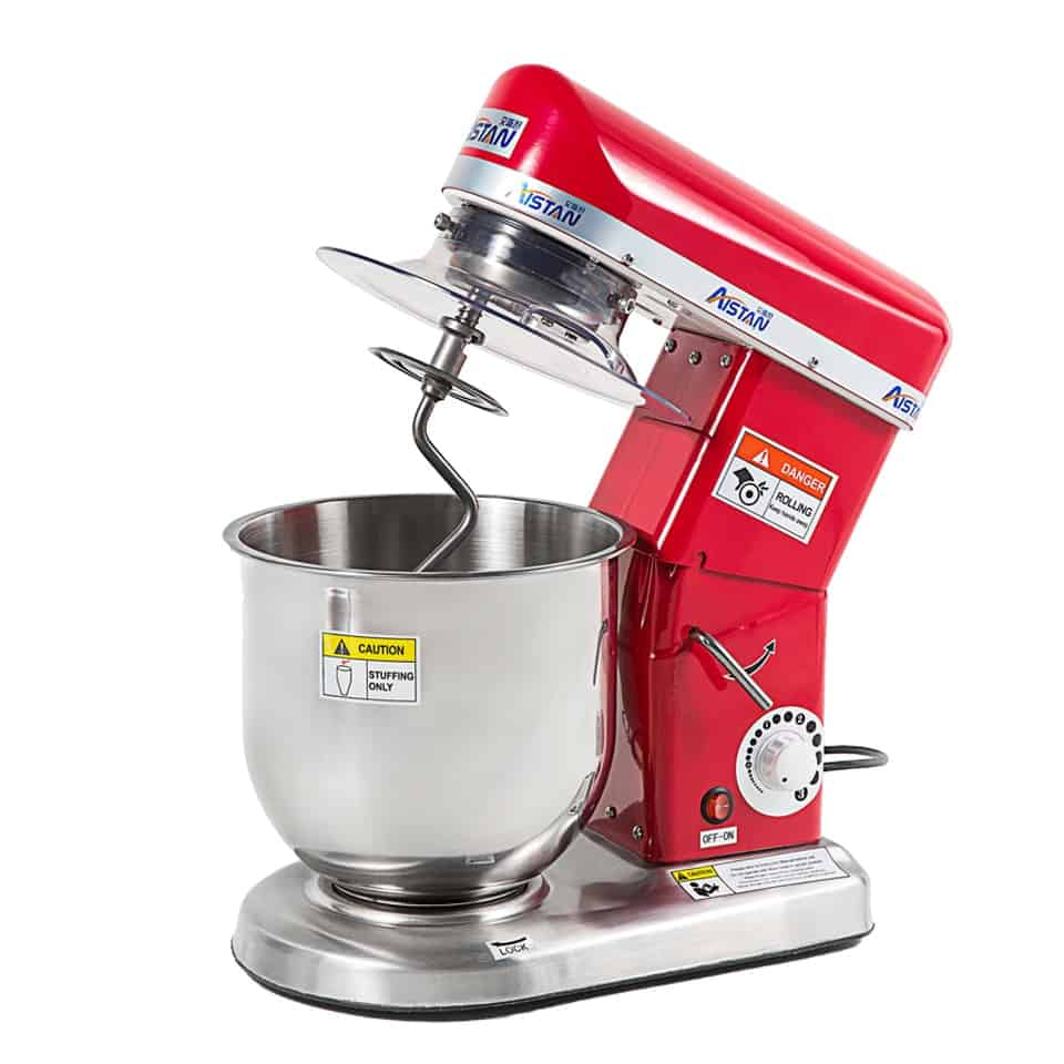 Dough Stand Mixer: Your Multifunctional Baking Aid