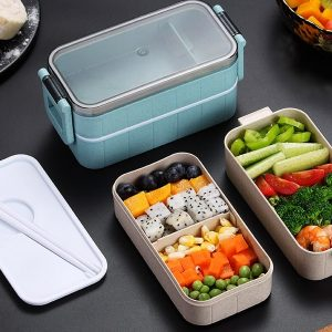 leak-proof bento