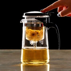 Infuser Tea Pots: For A Convenient Teapot