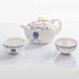 Exquisite Ceramic Teapot: Your Porcelain Tea Set