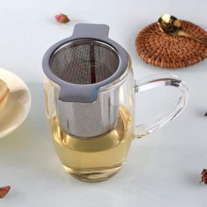 Tea Mesh Metal Infuser: Your Handy Tea Filter