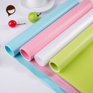 Reusable Shelf Liner Waterproof Cabinet Mat